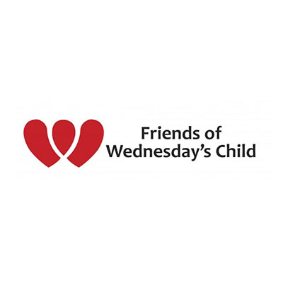 Friends of Wednesdays Child logo
