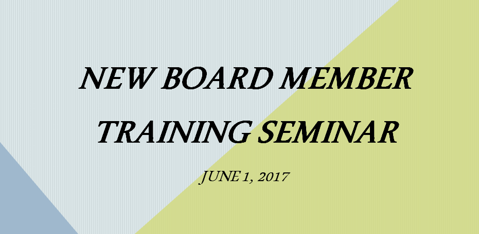 board member training, hoa management, homeowners association management, training