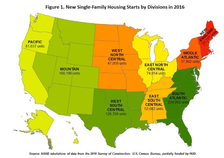 single-family, builder, construction, housing market
